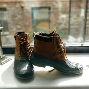 Tommy Hilfiger Casey Duck Boots For Men